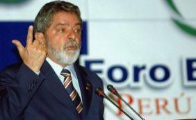 [Lula repudia tentativa de envolvimento do seu nome na Lava Jato ]
