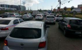 [Lavagem de Itapuã: alterações no trânsito deixam fluxo intenso; confira]