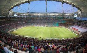 [Ministério do Esporte avalia estádios do país e dá nota máxima para Fonte Nova]