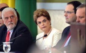 [Dilma realiza primeira reunião do ano com equipe do 'Conselhão']