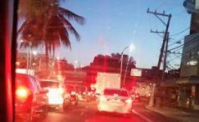 [Trânsito: acidentes provocam complicações nesta quinta-feira]