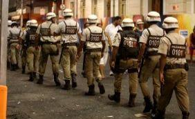 [PM diz que objetivo é fazer folião ter sensação de segurança no Carnaval]