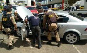 [Pista Limpa: PRF prende um dos maiores receptadores de veículos de Salvador]