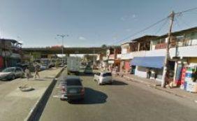 [Casal é morto a tiros no bairro do Lobato; homem foi atingido 8 vezes]