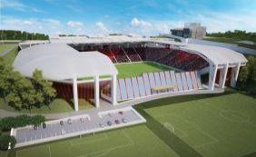 [Confira os detalhes do projeto Arena Barradão; estádio é previsto para 2019]