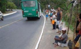 [Após nova via em Cajazeiras, moradores pedem ponto de ônibus e segurança]