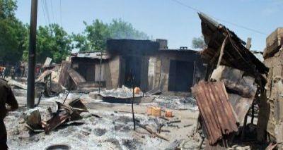 Boko Haram queima crianças vivas em atentado na Nigéria; 65 pessoas morreram