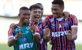 [De virada, Bahia vence Juazeirense na estreia do Campeonato Baiano 2016]