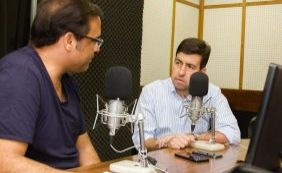 """[""""Nessa festa não se fala de política"""", afirma Pinheiro sobre eleição de 2016]"""