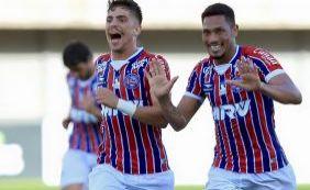 [Confira os gols da virada do Bahia sobre a Juazeirense na estreia do Baianão]