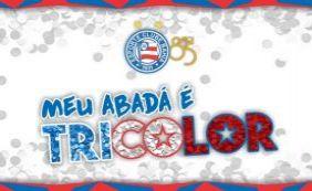 [#MeuAbadáÉTricolor; Bahia lança campanha para o torcedor durante o Carnaval]