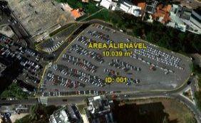 [Prefeitura anuncia venda de terreno ao lado do Shopping da Bahia]