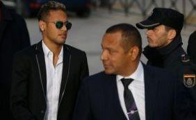 [Neymar presta depoimento a tribunal em Madri por suspeita de fraude]