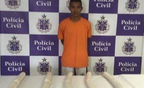 [Polícia prende homem que vendia explosivos para assaltantes de banco]