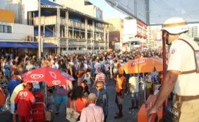[SSP reforça policiamento para abertura do carnaval em Salvador]