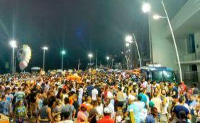 [Circuito Sérgio Bezerra: fanfarras marcam primeiro dia de Carnaval na Barra]