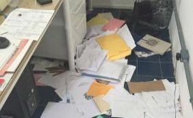 [Alice Portugal tem escritório invadido por vândalos em Salvador]