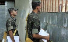 [Exército vai auxiliar o combate ao mosquito Aedes aegypti em Salvador]
