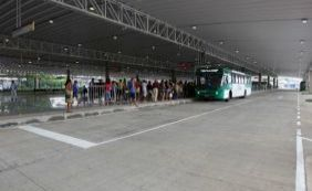 [Novo terminal de integração entre ônibus e metrô é inaugurado em Pirajá]