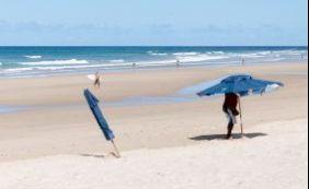 [Treze praias estão impróprias para o banho neste final de semana; confira]