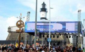 [Torre de DJs inicia festa rave no Farol da Barra nesta sexta-feira de Carnaval]