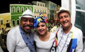 [Rui Costa curte no Samba no Pelô e fala sobre