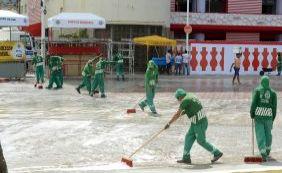 [Limpurb já recolheu mais de 150 toneladas de lixo no Carnaval]