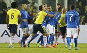 [Volante brasileiro detona atleta que agrediu Neymar: