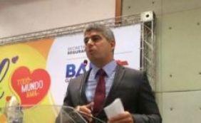 """[""""A polícia da Bahia é um ícone"""", diz Maurício Barbosa à Metrópole]"""