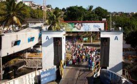 [Fila de espera no ferryboat é de mais de duas horas em São Joaquim]