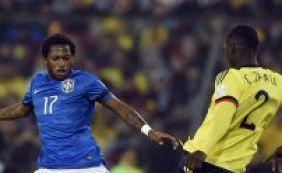 [Fred prega união após derrota para a Colômbia: