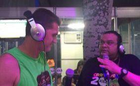 """[Jogadores do Vitória são liberados no Carnaval: """"Precisam conhecer"""", diz Mancini]"""
