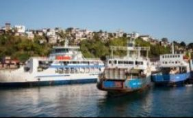 [Ferryboat já apresenta movimento de veículos no retorno para Salvador]