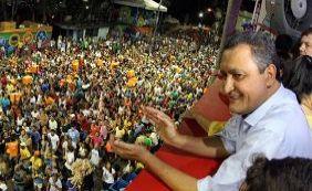 [Governador participa do Carnaval de Porto Seguro nesta terça-feira ]