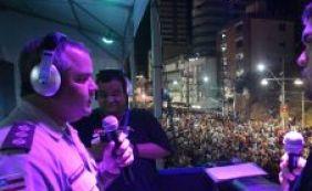 [Secretaria aposta em policiais à paisana para reduzir violência no Carnaval]