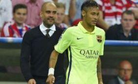 [Por R$ 832 milhões, Guardiola quer levar Neymar do Barça para o City]