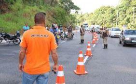 [Detran realizou mais de três mil abordagens durante Carnaval de Salvador]