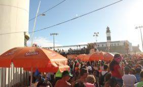 [Exclusividade para Schin no Carnaval funciona, mas público queria outra marca]