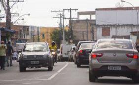 [Quinta-feira é de trânsito complicado em Salvador]