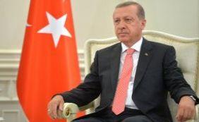 [Turquia: presidente ameaça mandar refugiados sírios para outros países ]