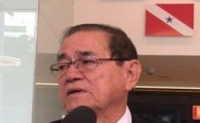 [Presidente da CBF, Coronel Antônio Nunes, está na mira do MP do Pará]