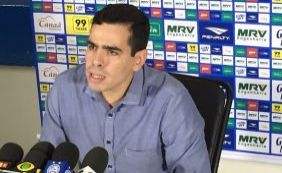 [Presidente do Bahia critica relação com Arena Fonte Nova e falta de