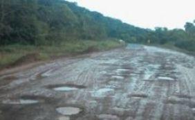[Alvo de reclamações, trecho de estrada que passa por Valença será requalificada]