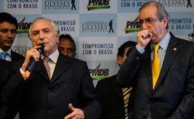 [Renan e Cunha não participam de programa do PMDB na TV, diz coluna]