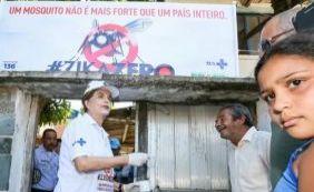 [Dilma participa de mobilização nacional contra aedes no Rio de Janeiro]