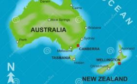 [Sul da Nova Zelândia é atingido por terremoto de grau 5,8 na escala Richter]