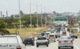 [Segunda-feira é de trânsito travado em Salvador e BR-324]