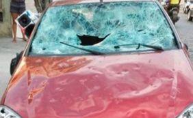 [Após fim de relacionamento, mulher destrói carro de companheiro na Bahia]