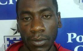 [Polícia prende suspeito de assaltar três pessoas na Pituba]
