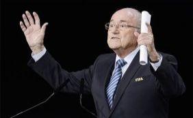 [As vésperas de eleições na Fifa, Blatter apela contra suspensão]